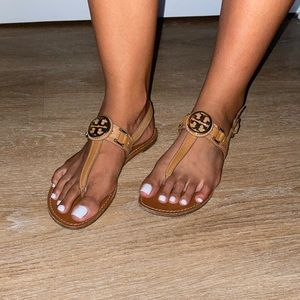 Tory Burch Miller thong sandals